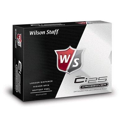 Wilson Staff C:25 Golf Balls (12-Balls), Outdoor Stuffs