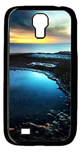 Cool Painting Samsung Galaxy I9500 Case, Samsung Galaxy I9500 Cases -Seascape Polycarbonate Hard Case Back Cover for Samsung Galaxy S4/I9500