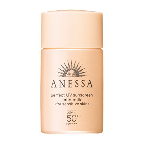 Anessa Mild Face Sunscreen - 4