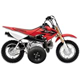 Adjustable Height HONDA CRF50 / XR50 / Z50R Kids Youth TRAINING WHEELS ONLY