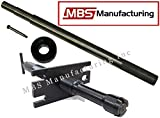MBS Alpha Bravo Gimbal Bearing Installer Puller and Alignment Tools for Mercruiser