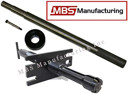 MBS Mfg Alpha Bravo Gimbal Bearing Installer Puller and Alignment Tools for Mercruiser