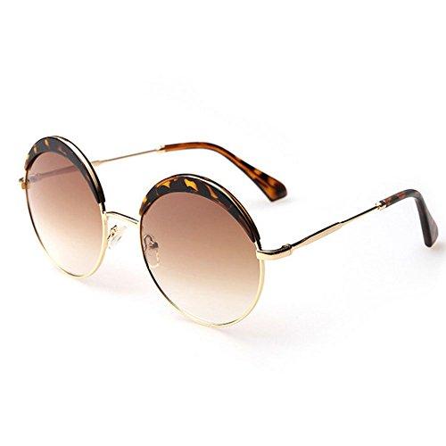 Hikote #828 Round Classic Lady UV 400 Summer Fashion Personality - Sunglasses Champion Carrera Review