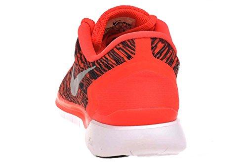 white Donna Tr 5 Nike 4 Fit Sneaker Free Crimson 0 Bright black qPR04T