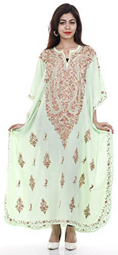 up Swimsuit Long Kimono Beach Swimwear Designer Odishabazaar Kaftan Cotton 572 Cover qpOX48Xwn