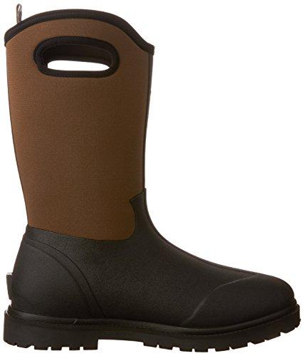 Black Winter Boot Brown Bogs Men's Roper Snow qpwgqH7Z