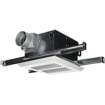 Air King FRAS60 Fire-Rated Exhaust Bath Fan with 60-CFM ...