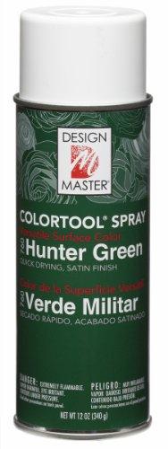 Design Master 794 Hunter Green Colortool Spray -