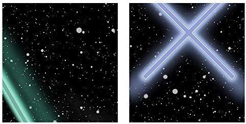 Bilder Spielkonsole Gamer Wandbild 160 x 50 cm Vlies - Leinwand Bild XXL Format Wandbilder Wohnzimmer Wohnung Deko Kunstdrucke Bunt 4 Teilig - MADE IN GERMANY - Fertig zum Aufhängen 023846b 7
