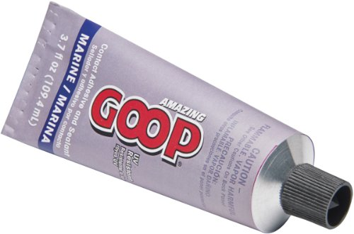 Shoreline Marine GOOP, 3.7-Ounce, Clear