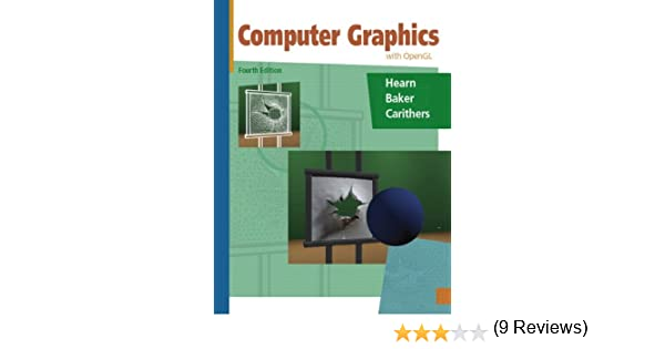 computer graphics book by hearn and baker pdf