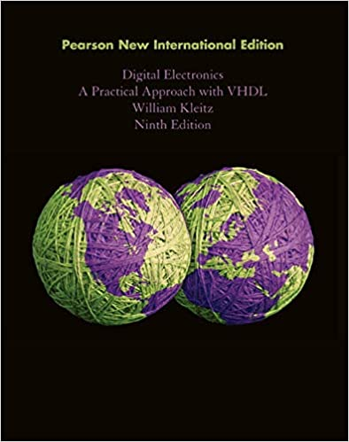 Digital Electronics: A Practical Approach with VHDL