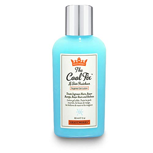 Shaveworks The Cool Fix (Best Men's Razor Bump Treatment)
