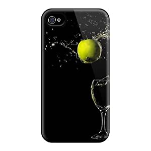Defender Cases With Nice Appearance (3d Fruit Splash) For Iphone 6
