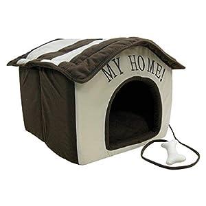 Arquivet Caseta de tela para mascotas – My Home – 40 x 40 x 38 cm