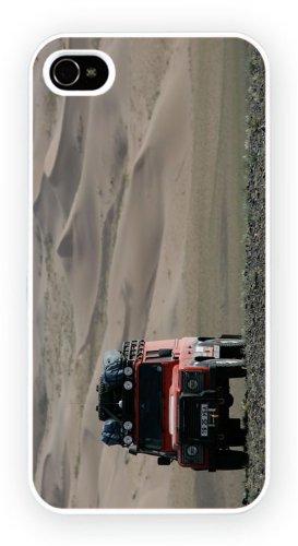 Land Rover Defender Desert, iPhone 6, Etui de téléphone mobile - encre brillant impression