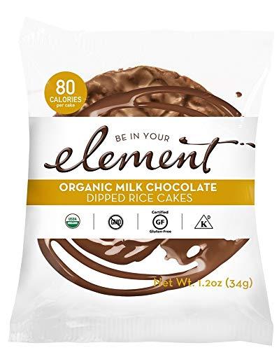 - Element - Rice Cakes Milk Chocolate - 1.2 oz.
