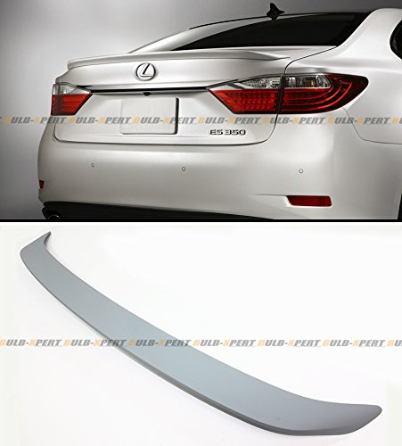Oe Style High Wing (2013-2016 LEXUS ES ES350 ES300H ES250 OE STYLE PRIMER FINISH REAR TRUNK SPOILER WING)