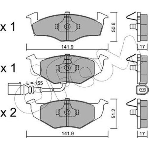 Xuba Professional Accessoires de Moto B/équille Sidestand /Élargisseur dextension pour Stand Pad pour Honda X-ADV