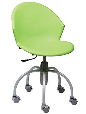 Sedia girevole cameretta ufficio moderna per scrivania con ruote ...