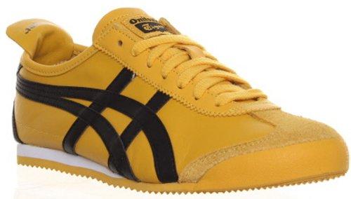 onitsuka tiger mexico 66 gialle  Onitsuka Tiger Mexico 66 - Sneaker con lacci, unisex, colore: Giallo ...