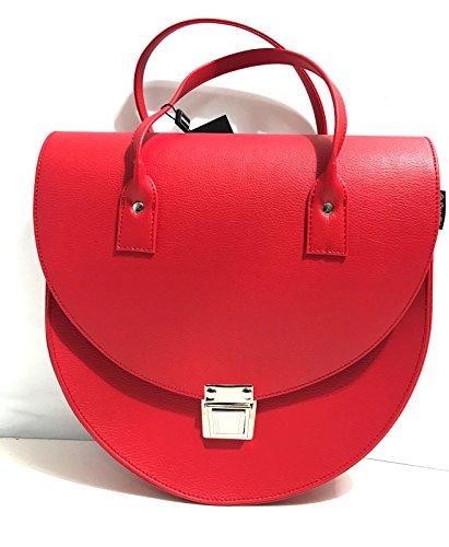 Knob Musician Design , Sac à main pour femme rouge rouge