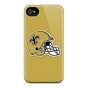 Defender Cases Ipod Touch 4 , New Orleans Saints 4 Pattern