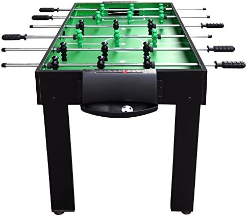 Hathaway Playmaker 3-in-1 futbolín Multi-Game Mesa Multi: Amazon ...