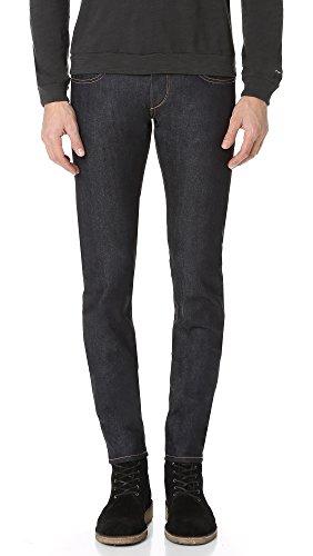 Rag & Bone Standard Issue Men's Fit 1 Raw Jeans, Raw, 31