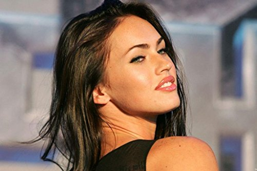 Fit You Megan Fox Photo Posters Home Decor