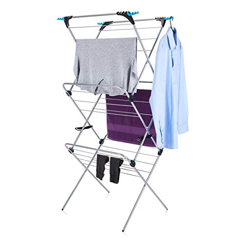 3 tier laundry drying rack