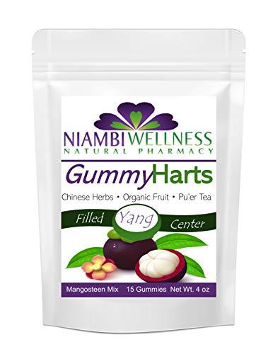 Yang Gummy Harts Mangosteen Mix