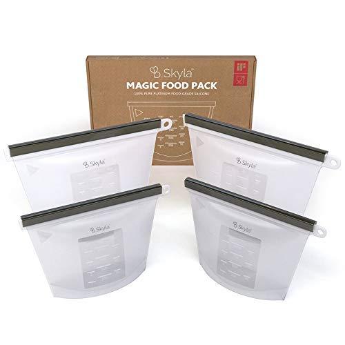 freezer bag organizer - 9