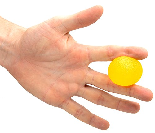 Small Squishy Exercise Ball : Hand Grip Strengthening Stress Relief Therapy Squishy Balls - - Import It All
