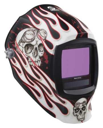 Auto Darkening Welding Helmet, Departed