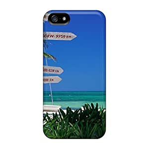 First-class Case Cover For Iphone 5/5s Dual Protection Cover Point Me In The Right Direction