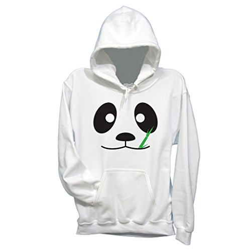 Sweatshirt Panda Face - LUSTIG by Mush Dress Your Style