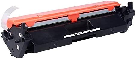 cf217 a cartucho de tinta sin Chip Compatible para HP Laserjet Pro ...