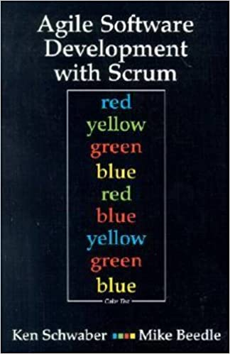 Agile software development with scrum series in agile software agile software development with scrum series in agile software development ken schwaber mike beedle 9780130676344 amazon books fandeluxe Choice Image