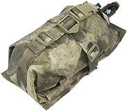Air Tanks Pouch Bag M.O.L.L.E Horizontal Cylinder (0,8-1,8L)