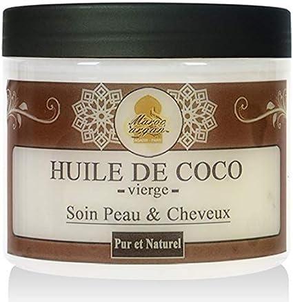 Aceite de Coco Puro y Natural - El cuidado del Cabello, Cara y Cuerpo - 200ml: Amazon.es: Belleza