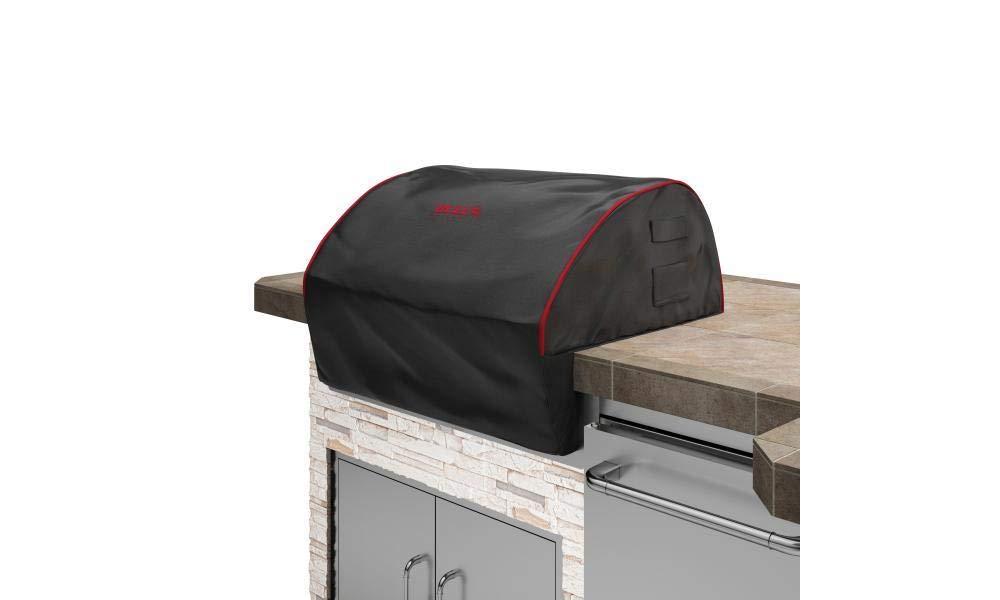 Bull Outdoor Products 45005 30 Inch Heavy Duty Bull Grill Head Cover, Black by Bull Outdoor Products