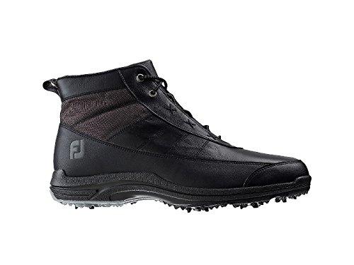 Footjoy Men's Golf Shoes Black Black Size:40.5 ...