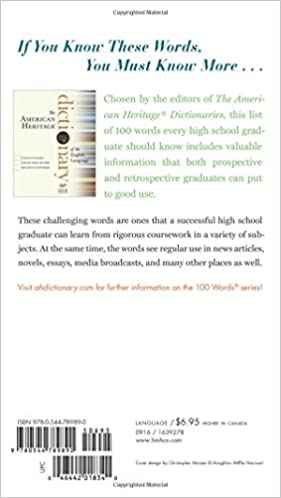 Workbook free high school reading comprehension worksheets : Amazon.com: 100 Words Every High School Graduate Should Know ...