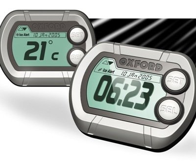 Reloj Digital Micro Motocicleta Scooter Oxford Y Mini RelojAmazon 7gIYybf6vm