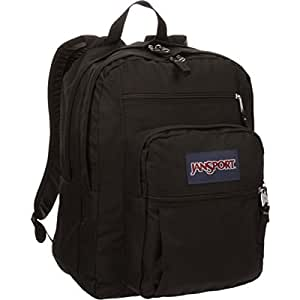 JanSport Big Student Classics Series Backpack BLACK