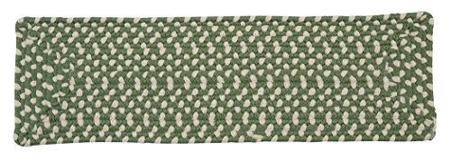 Montego MG19 Stair Tread, Lily Pad Green, 1-Pack