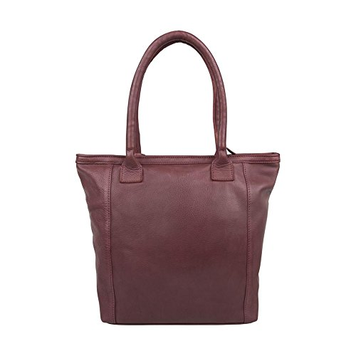 COWBOYSBAG Tasche Handtasche Schultertasche BAG LEEDS Burgundy 1924