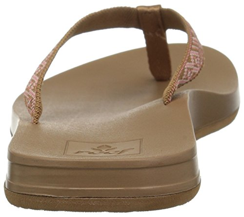 Woven Natural Women's Cushion Flop Reef Bounce Flip PtBzzY