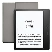 30€ di sconto su Kindle Oasis Ricondizionato Certificato